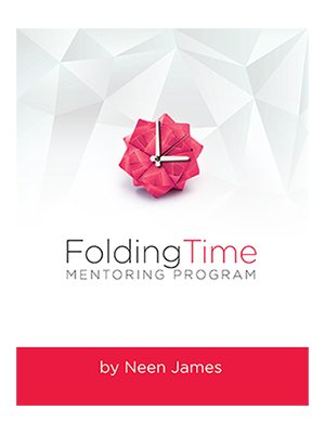 Folding Time Online Mentoring Program