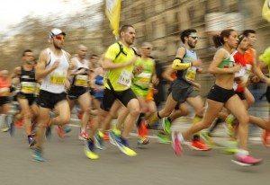 half marathon running goal training