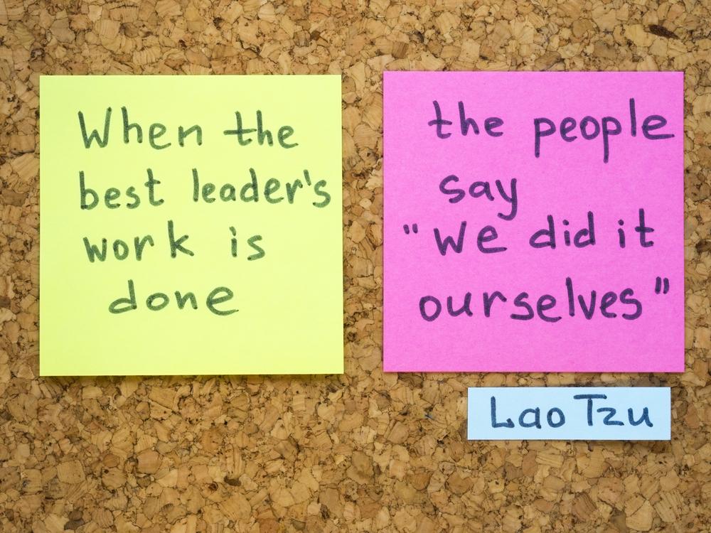 LEADERSHIP Versus MANAGEMENT