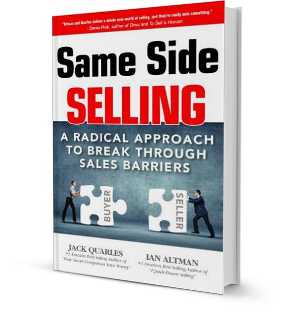 same side selling strategies