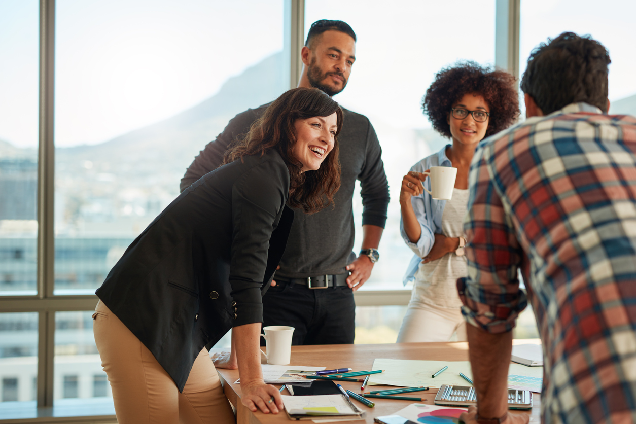 Retain talent employees