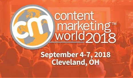 content marketing world 2018 cleveland ohio