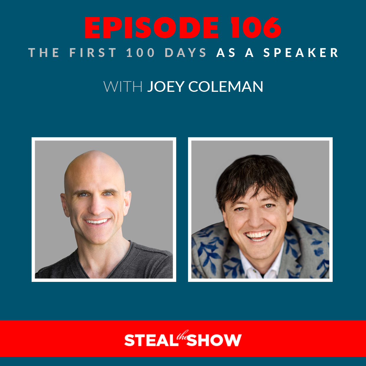 joey coleman michael port steal the show podcast