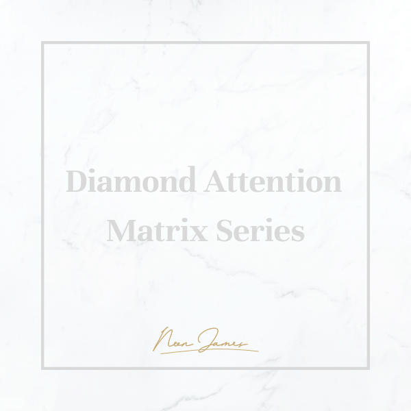 Diamond Attention Matrix Series